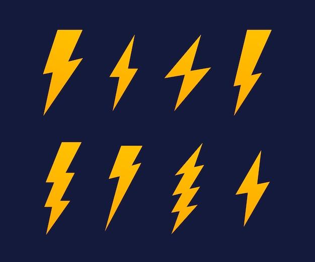 Set di fulmini