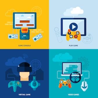 Set di giochi video