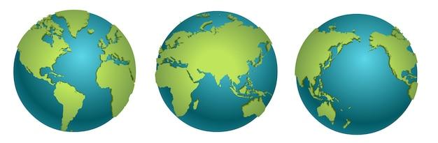 Set di globi