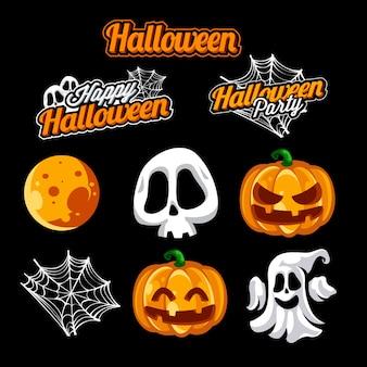 Set di halloween