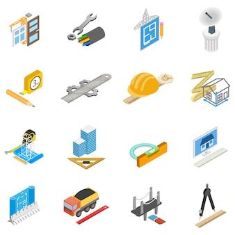 Set di icone di giorno lavorativo