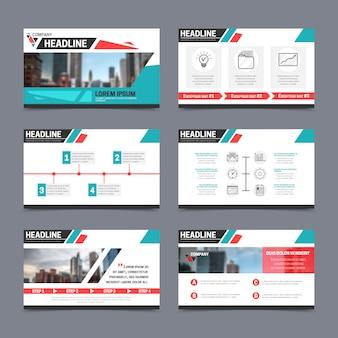 Set di modelli di presentazione