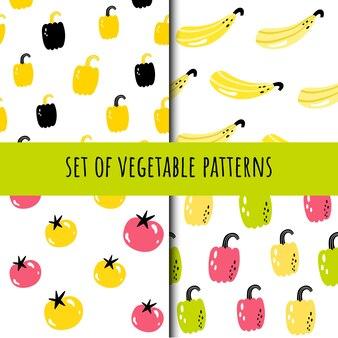 Set di modelli vegetali senza soluzione di continuità