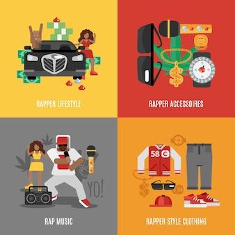 Set di musica rap