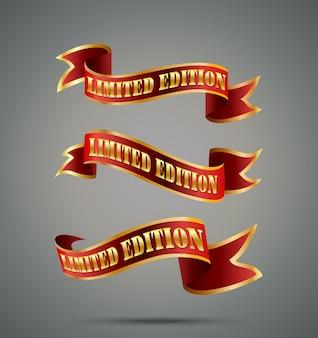 Set di nastri in edizione limitata