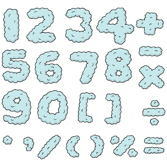 Set di numero