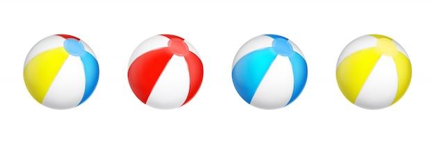 Set di palloni da spiaggia