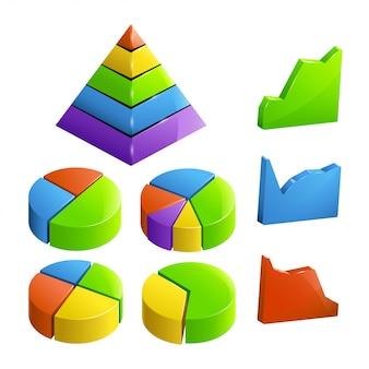 Set di piccole imprese