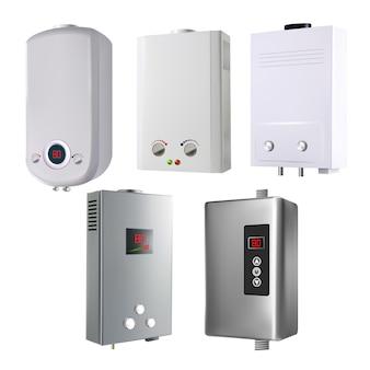 Set di raccolta del sistema di riscaldamento domestico