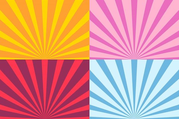 Set di raggio di sole