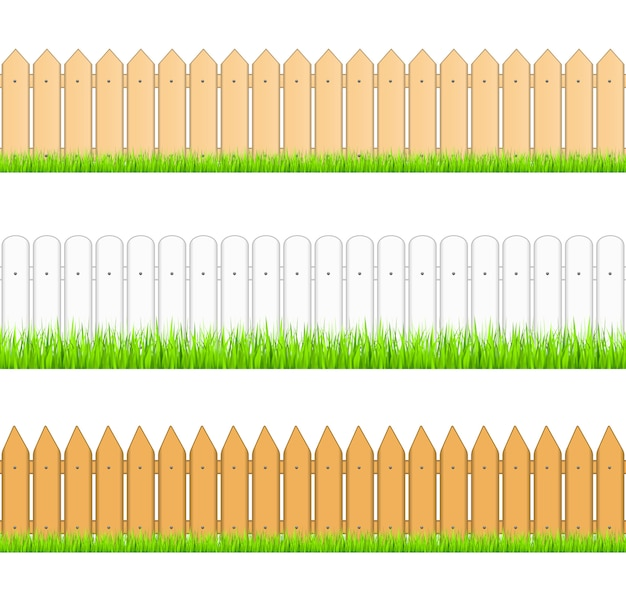 Set di recinzioni senza soluzione di continuità