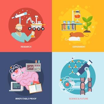 Set di ricerca e scienza