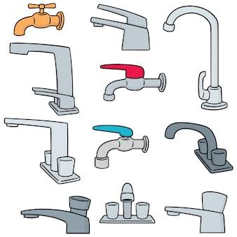 Set di rubinetto
