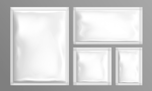 Set di sacchetti di carta stagnola