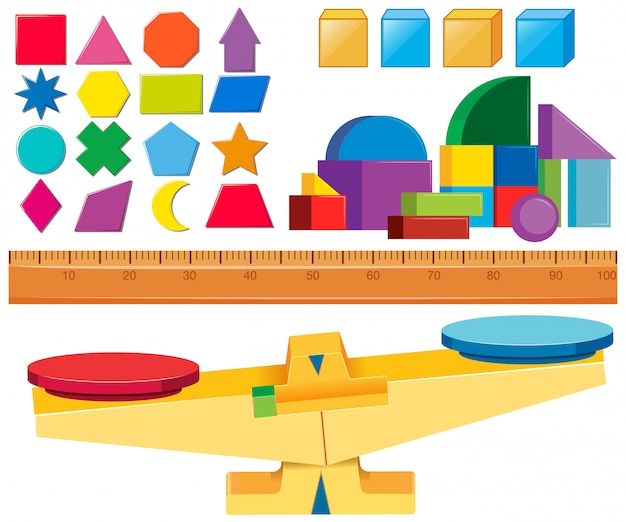 Set di scala di misurazione
