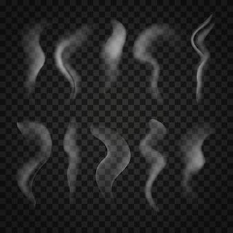 Set di trucchi di fumo