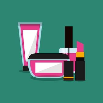 Set di trucco cosmetico da donna