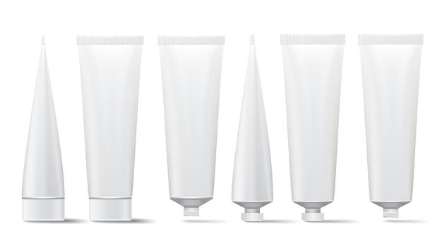 Set di tubi cosmetici