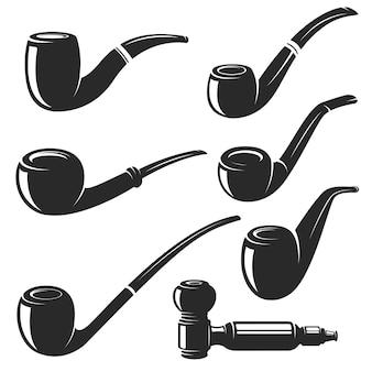 Set di tubi da fumo