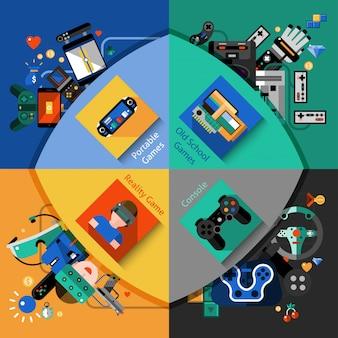 Set di videogiochi