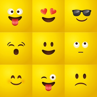 Set emoji