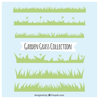 Set erba giardino