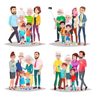 Set famiglia