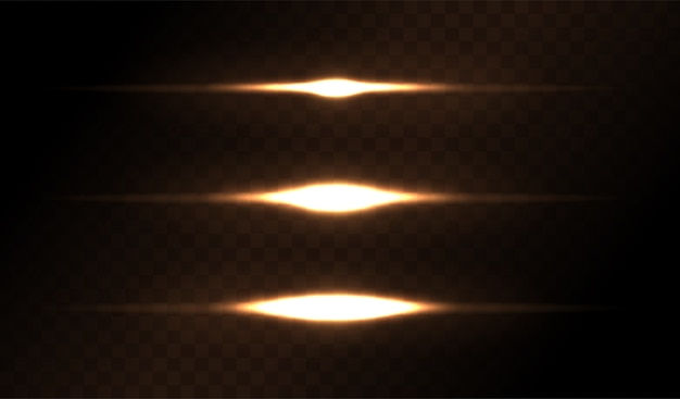 Set flare lente