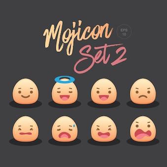 Set mojicon