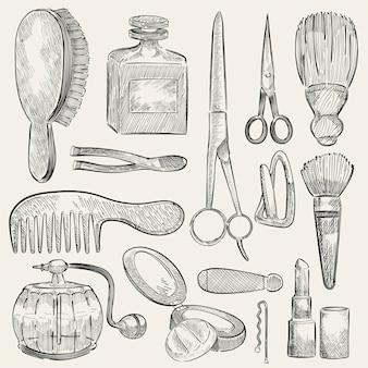 Set parrucchiere