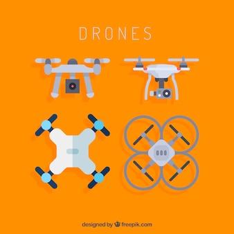 Set quadrocopter