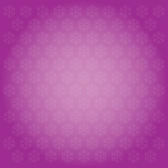 Sfondi di fiocchi di neve rosa