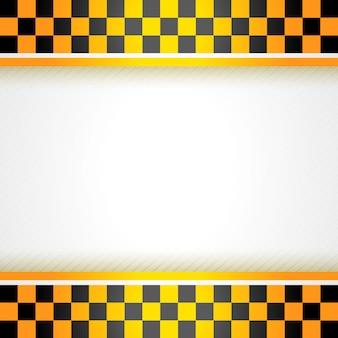 Sfondo a scacchi, illustrazione vettoriale