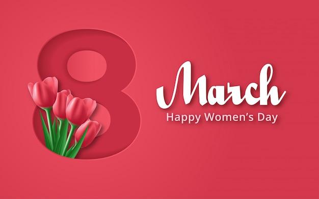 Sfondo all'8 marzo