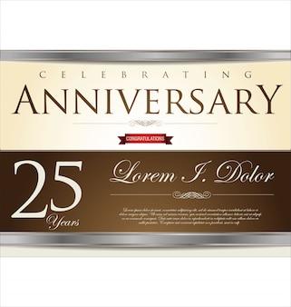 Sfondo anniversario