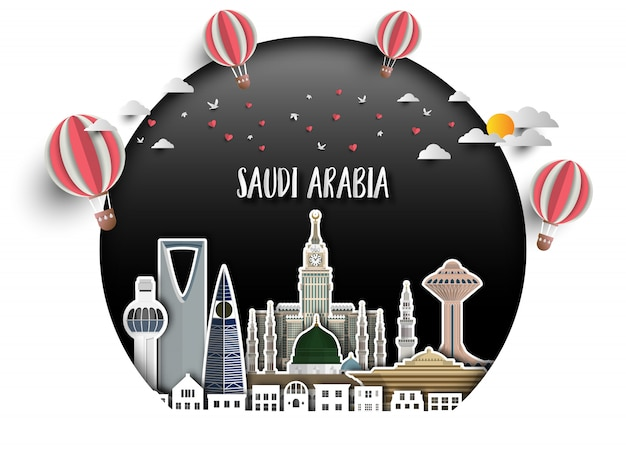 Sfondo arabia saudita