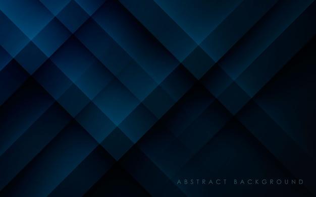 Sfondo astratto blu moderno
