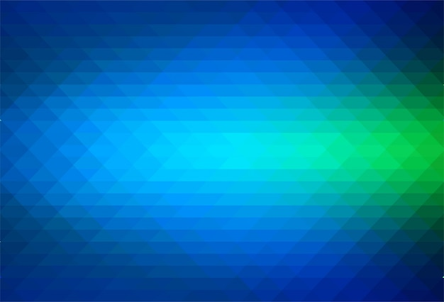 Sfondo astratto colorato forme geometriche