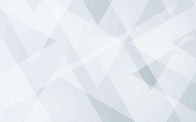 Sfondo astratto colore grigio e colore bianco geometrico moderno