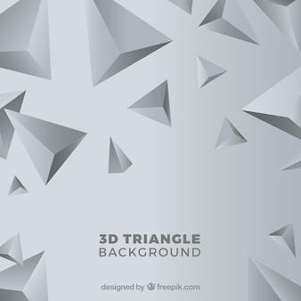 Sfondo astratto con forme triangolari