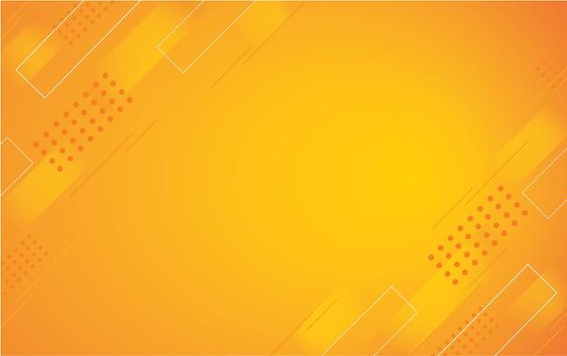 Sfondo astratto di colore arancione