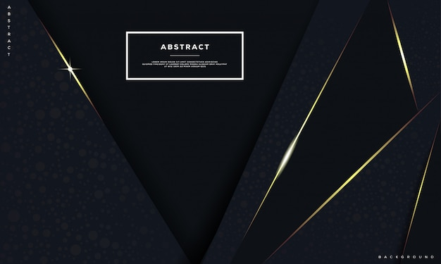 Sfondo astratto ed elemento di design geometrico.