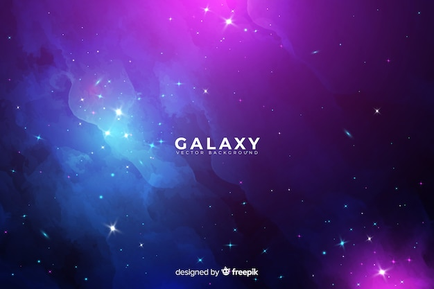 Sfondo astratto galassia