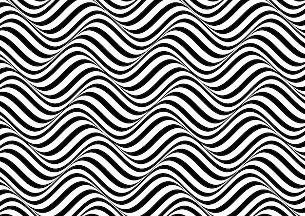 Sfondo astratto illusione ottica