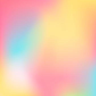 Sfondo astratto maglia gradiente