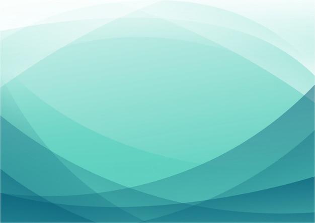 Sfondo astratto moderno bianco blu