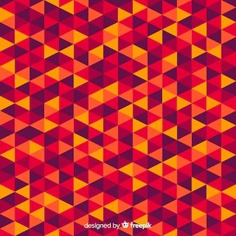 Sfondo astratto moderno multicolore con forme geometriche