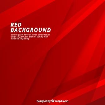 Sfondo astratto rosso