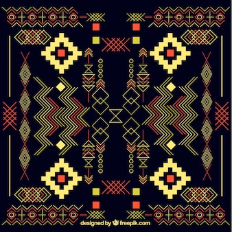 Sfondo aztec