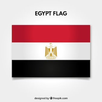 Sfondo bandiera egitto